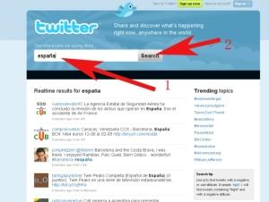 usar twitter